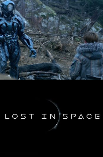 گم شده در فضا فصل 1 قسمت 4