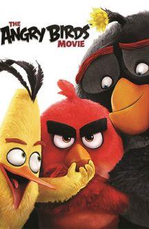 فیلم پرندگان خشمگین