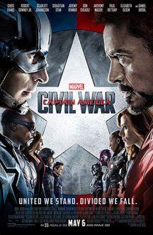 کاپیتان آمریکا: جنگ داخلی