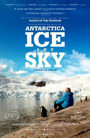قطب جنوب - یخ و آسمان