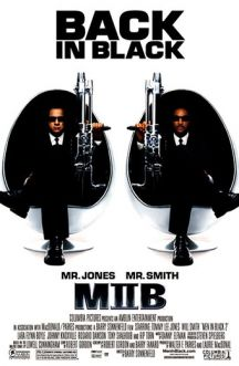 مردان سیاه پوش 2