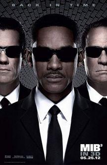 مردان سیاه پوش ۳