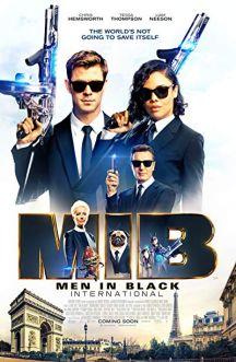 مردان سیاه پوش: بین المللی