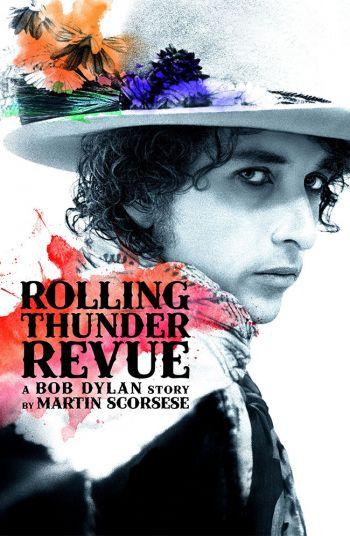 جنگ رولینگ تندر: یک داستان باب دیلن از مارتین اسکورسیزی