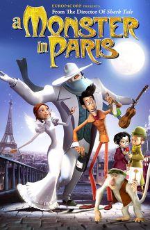 هیولا در پاریس