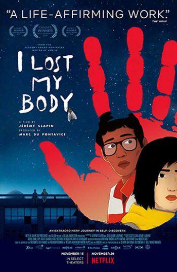 من بدنم را گم کرده ام