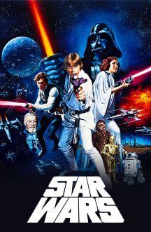 جنگ ستارگان: قسمت چهارم - یک امید جدید