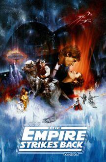 جنگ ستارگان: قسمت پنجم- امپراتوری ضربه میزند