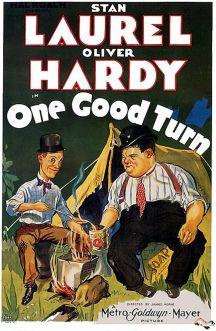 لورل و هاردی : یک حرکت صحیح
