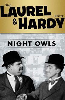 لورل و هاردی : شب زنده داران